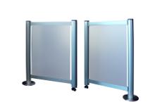 Flughafen Trennsystem