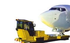 Flyertruck-Flugzeugschlepper